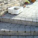Block Paved Steps